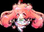Commission: Yuzuki airi~