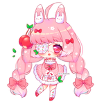 Simple Chibi ~ All Pink