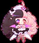Simple Chibi ~ Cute Evil