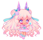 Simple Chibi - Butterfly Shine