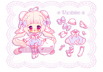 [Adoptable]: *PINKY CUTE* DREAMIMY ~20 [CLOSED]