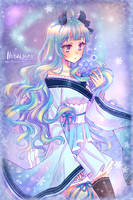 Can you be magic like the snow?~ by Hiratsumi