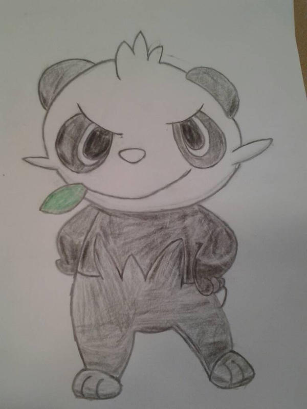 pancham!! by awesomedragster