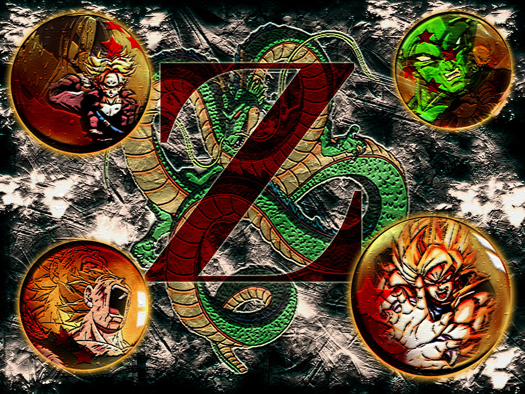 Must see Wallpaper Dragon Ball Z Deviantart - dragonball_z_wallpaper_by_wreckd  Image_245570 .jpg