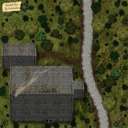 Forest-Inn-Exterior by mrvalor2017