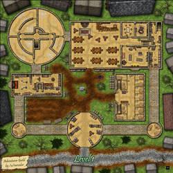 Adventurer-Guild-Level-1