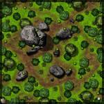 Forest-Boulders