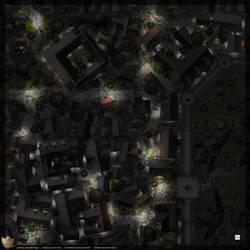 Town-Wall-Map-Night-B
