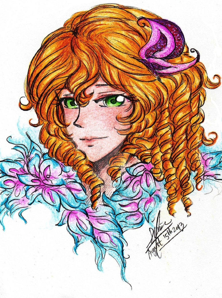 LftB [Col] - Golden Curls by LalaLiliLalaLii
