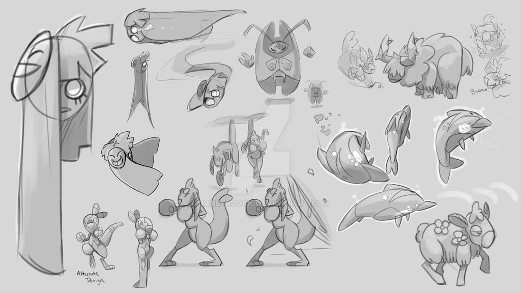 Create a Pokemon Project 02 by Jabberjock on DeviantArt