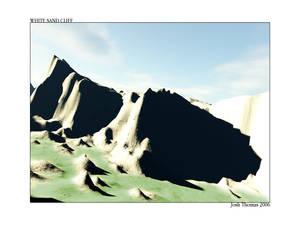 White Sand Cliff