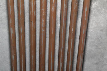 Copper Pipes by malkavius-stock