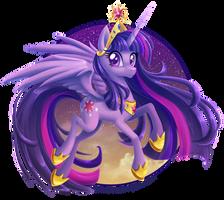 Princess Twilight by MetalPandora