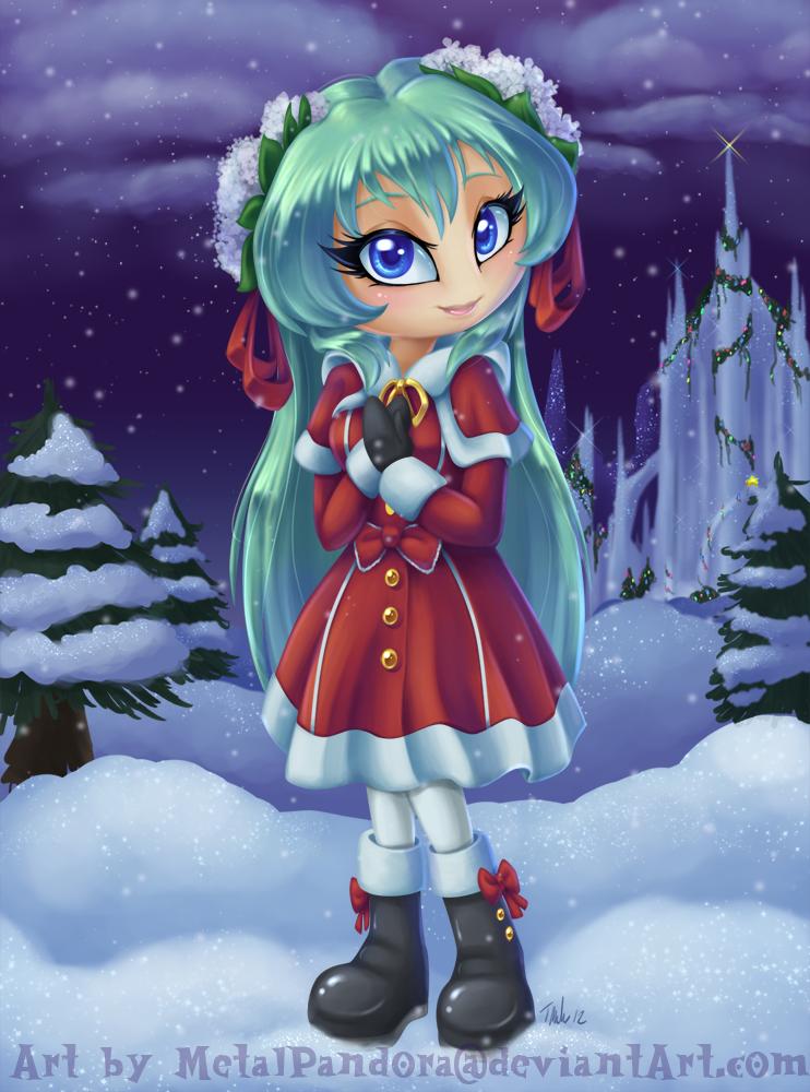 Winter Wonderland by MetalPandora