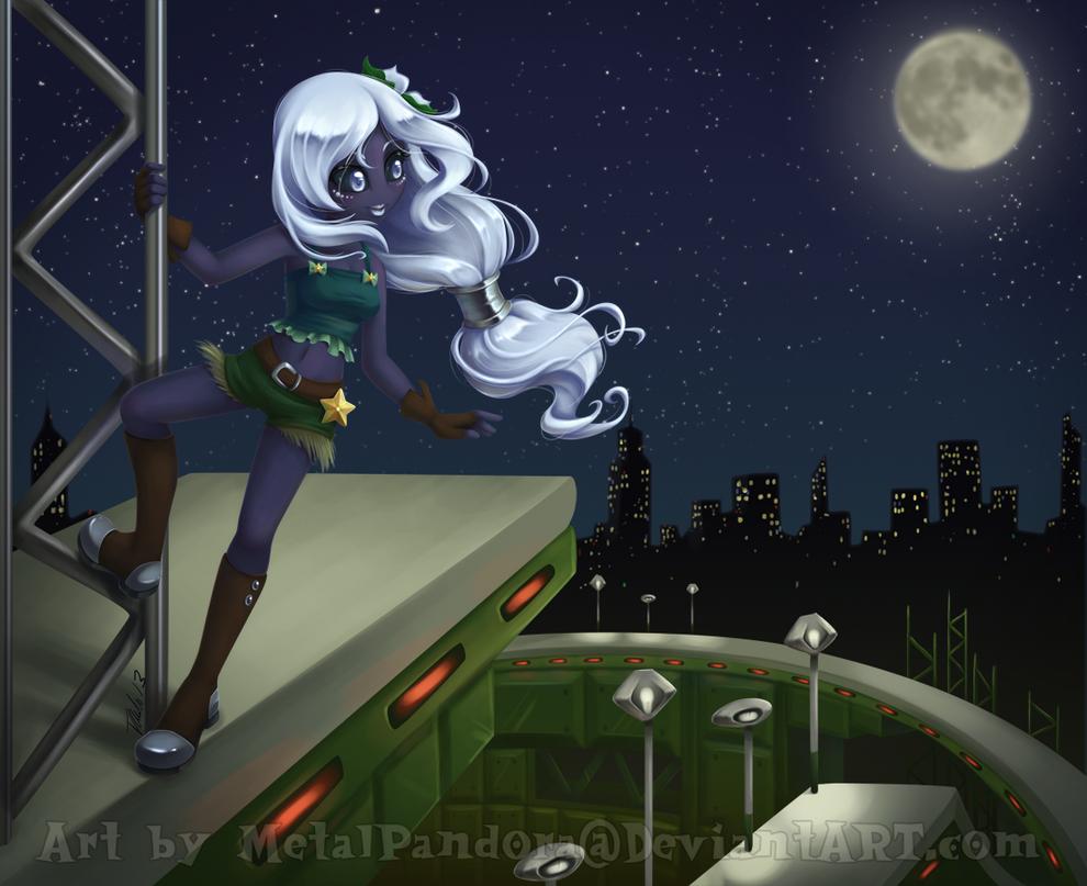 SSP: Aylin, Round 3 by MetalPandora