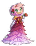 AT: Amy Rose in Bloom