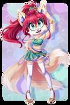 REDRAW: Vixie [SOLD]