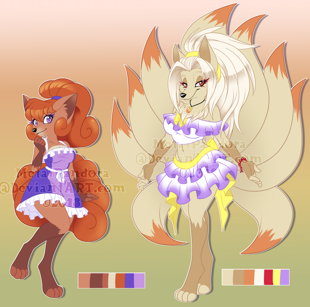 ADOPT: Fire-type 1 (CLOSED) by MetalPandora
