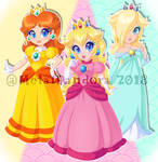 Princesses Rule