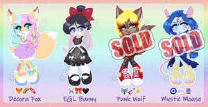 Emoji Cuties Adopt (2/4) PRICE CUT