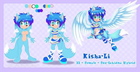 Kisha-Li ref