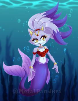 Mermaid Blaze