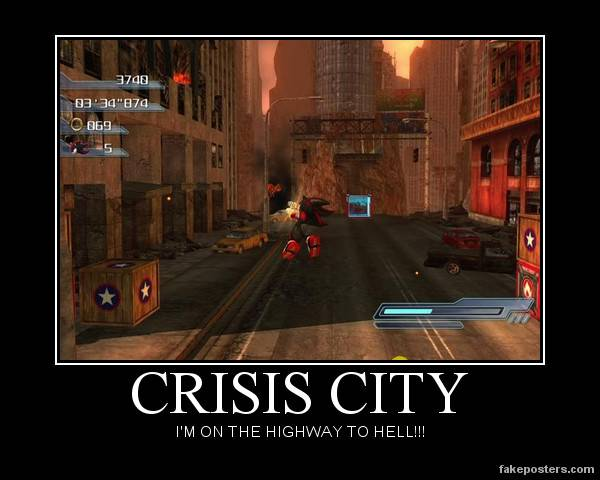 Crisis City by UKD-DAWG