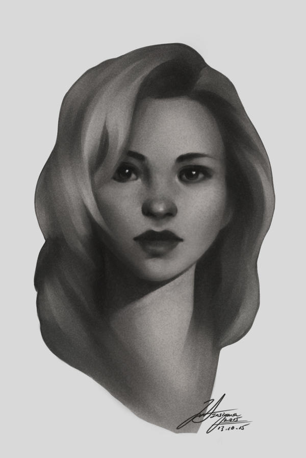 Portraiture Study by spectra6234