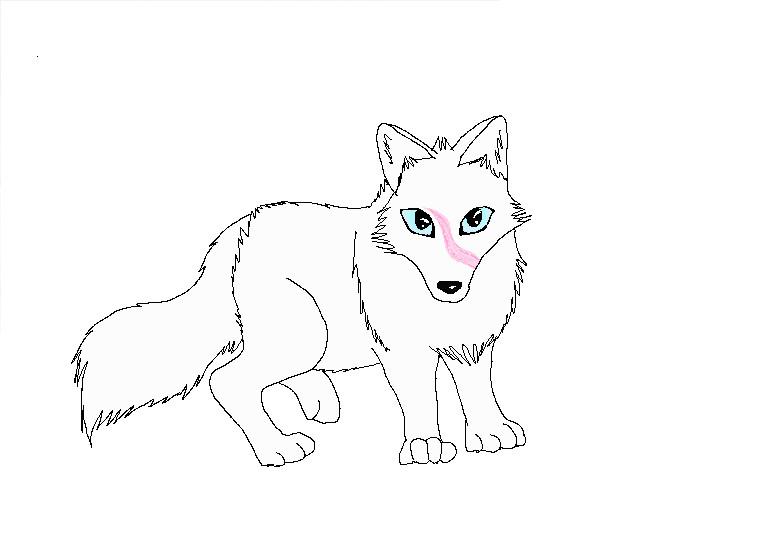 Darya by Hockeywolf