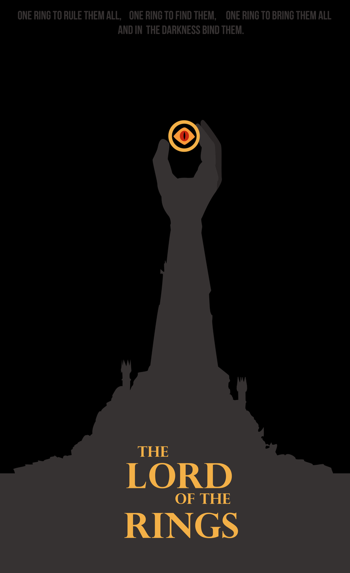 Lord Of The Rings Eye Of Sauron Vector