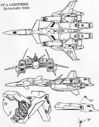 VF-4 FAST Packs Schematic View by StudioOtaking on DeviantArt