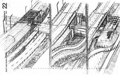 PI Interchange Construction by StudioOtaking