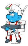 Brainy Smurf SD VF-1