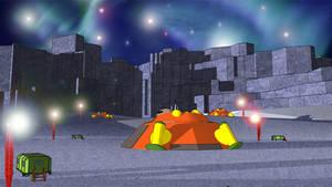 B-Group Mining Camp