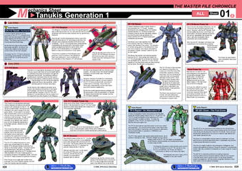 CFs Generation 1 - Master File Chronicle