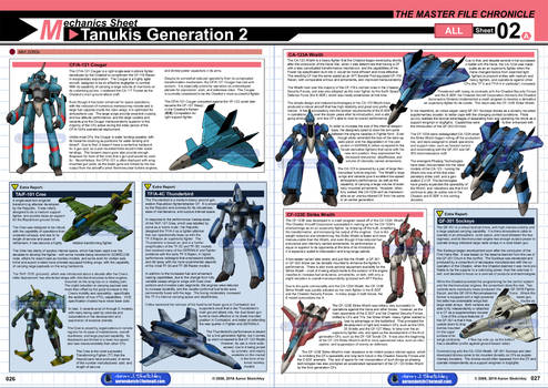 CFs Generation 2A - Master File Chronicle