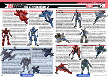 CFs Generation 2B - Master File Chronicle