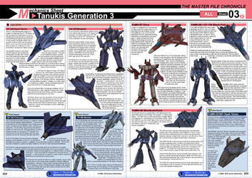 CFs Generation 3a - Master File Chronicle