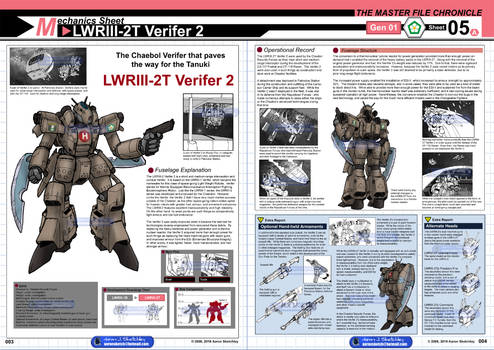 Gen 1 MC05 LWRIII-2T Verifer-2
