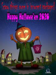 Hallowe'en 2020