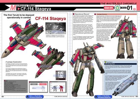 Gen 1 MC01 CF-114 Staqeya
