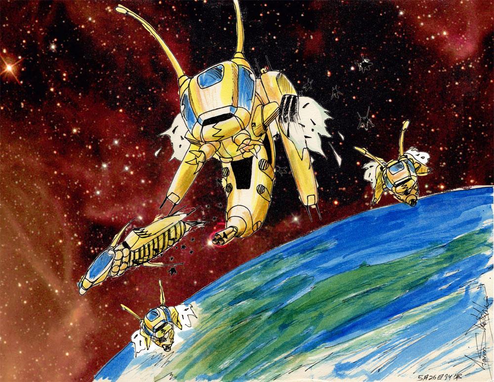 La force du collectif Attack_of_the_space_bees_by_studiootaking_dx836h-fullview.jpg?token=eyJ0eXAiOiJKV1QiLCJhbGciOiJIUzI1NiJ9.eyJzdWIiOiJ1cm46YXBwOiIsImlzcyI6InVybjphcHA6Iiwib2JqIjpbW3siaGVpZ2h0IjoiPD03NzQiLCJwYXRoIjoiXC9mXC8xOWVmYzIwNi04NTQ0LTQ4YmUtYjY4MS0xYjE0MmUzNjljYzBcL2R4ODM2aC05ZDk3ZTVkZC1hOGFiLTQzZDUtOTUwNy1kODRiNzE1YjkzZTMuanBnIiwid2lkdGgiOiI8PTEwMDAifV1dLCJhdWQiOlsidXJuOnNlcnZpY2U6aW1hZ2Uub3BlcmF0aW9ucyJdfQ