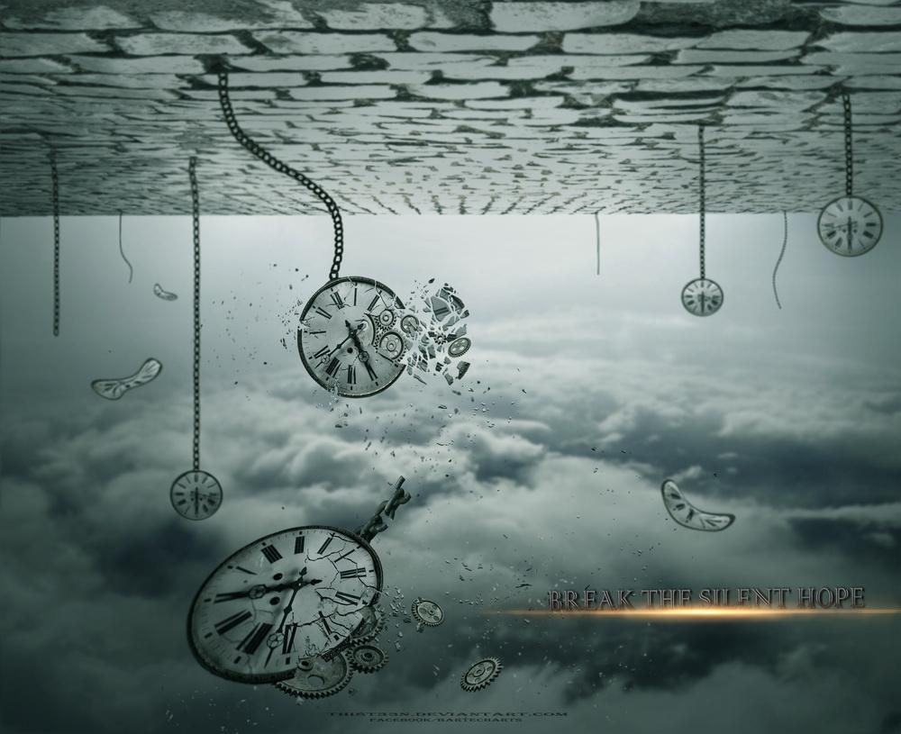 I. Break The Silent Hope by thi8t33n