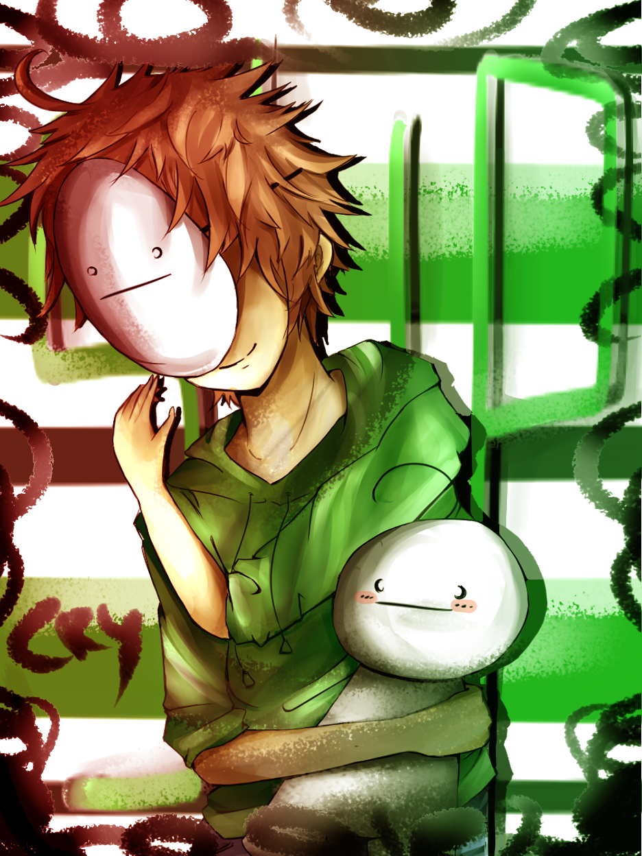 Just another Cryaotic fanart~ by niyari-neko