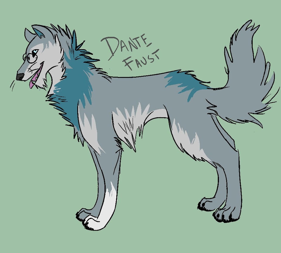 Dante Faust Official Reference by fire-bound