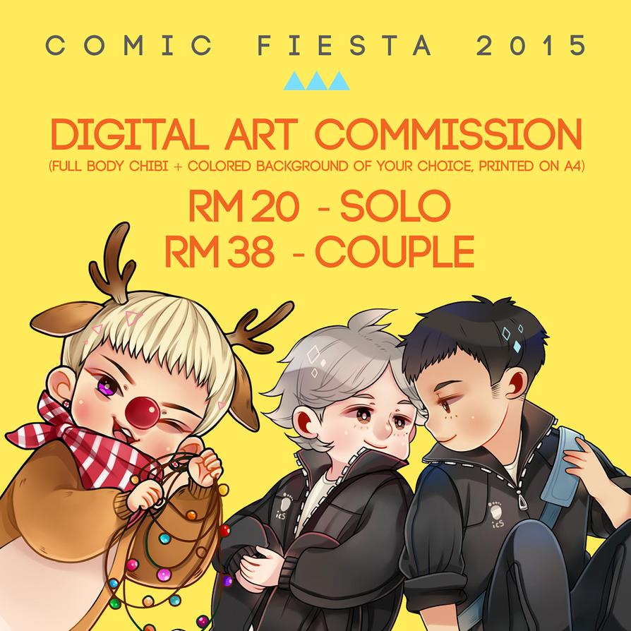 Digital Comm Cf2015 by Jean-chan
