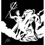Aquaman vs Black Manta