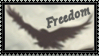 Freedom stamp by DeviantSith