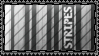 Stripes stamp by DeviantSith