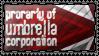 Umbrella corp. RE stamp by DeviantSith